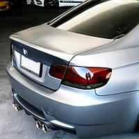 Пленка на авто серый матовый хром Scorpio Premium 1.52