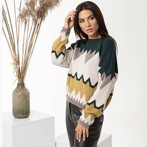В'язані джемпери та светри
