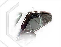 Вітровики Ніссан Жук | Дефлектори вікон Nissan Juke (YF15) 2010