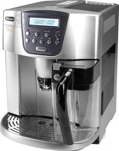 Кофемашина Delonghi Magnifica ESAM 4500 S 1350 Вт