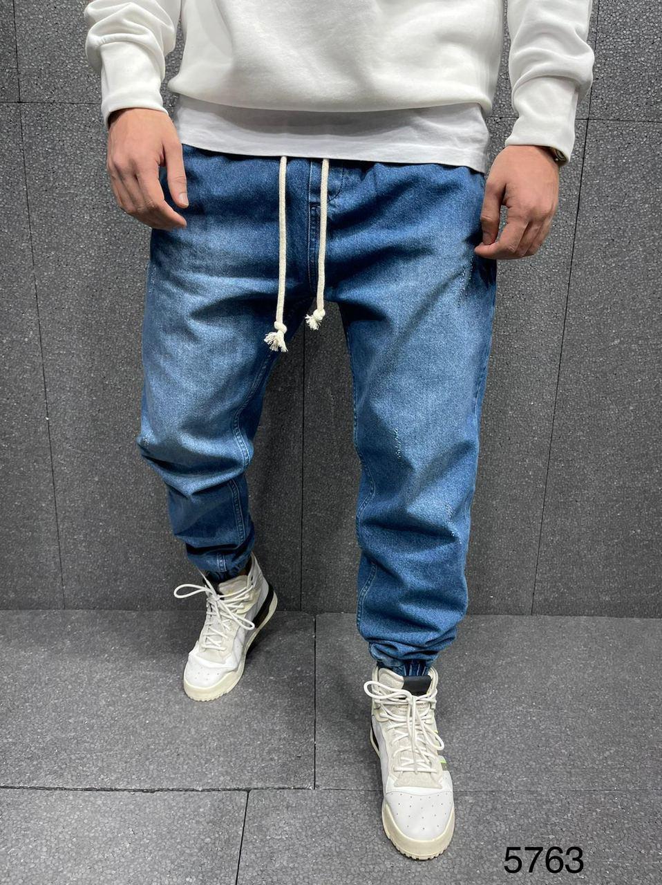 Джинси - сині джинси Чоловічі МОМ