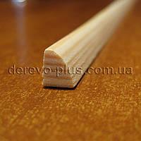 Штапик оконный деревянный, фото 1