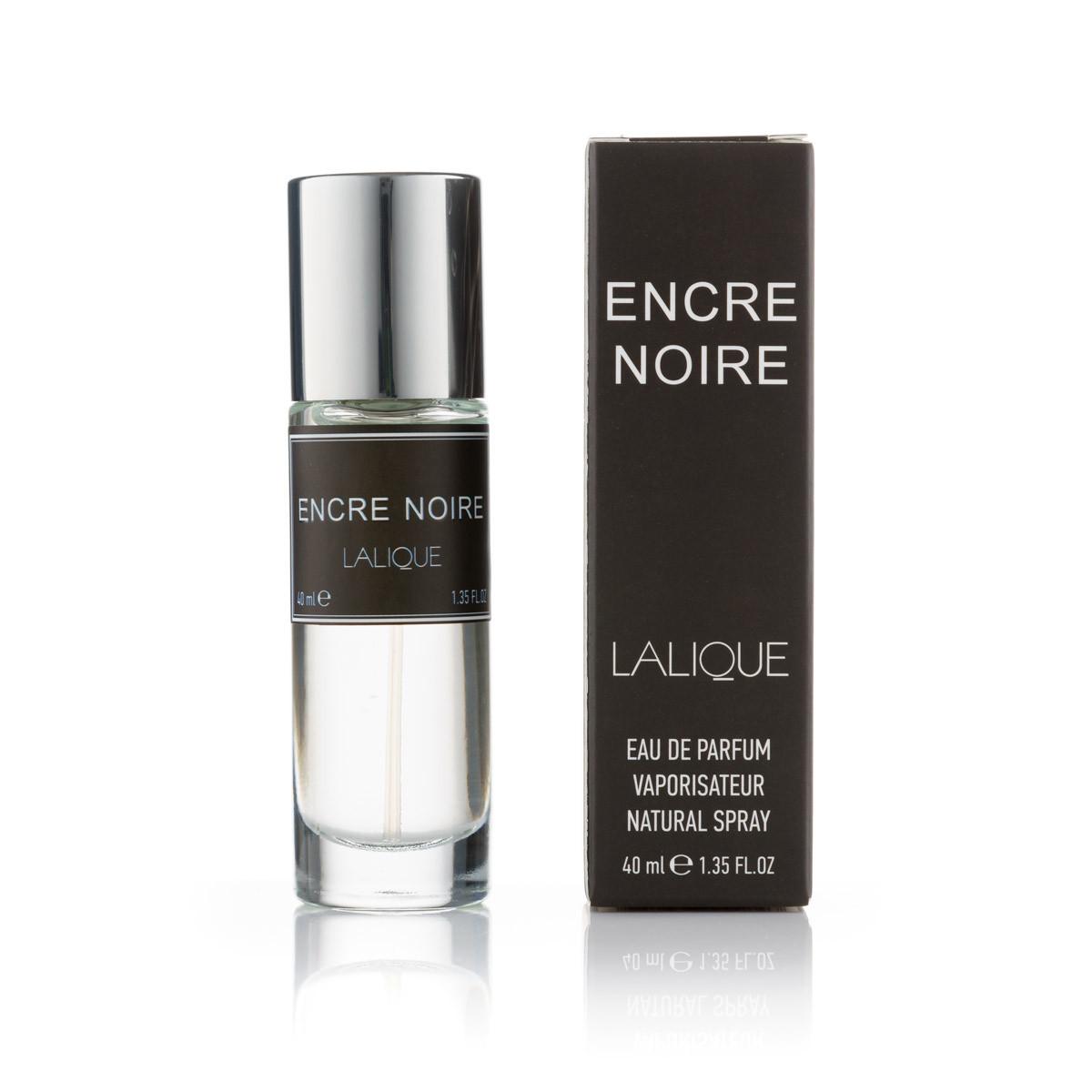 Чоловічий міні-парфуми Lalique Encre Noire (40 мл)