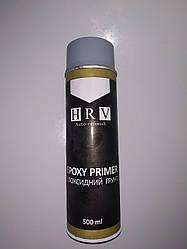 Эпоксидный грунт 1K аэрозоль HRV 500мл серый