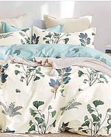 Практичное постельное бельё двуспальное, ліщина