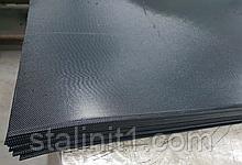 Лист полиэтиленовый 550х2000х1.2 мм, черный