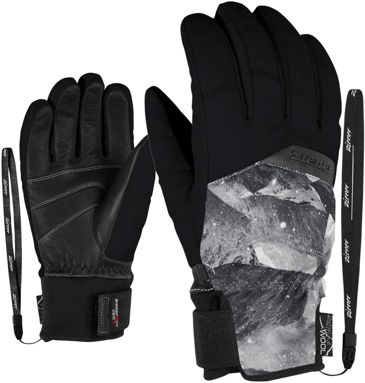 Гірськолижні рукавиці Ziener KOMI AS AW LADY | 8.5 (M)