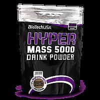 Гейнер HYPER MASS 5000, (1000 грамм) BioTech USA Карамель-капуччино