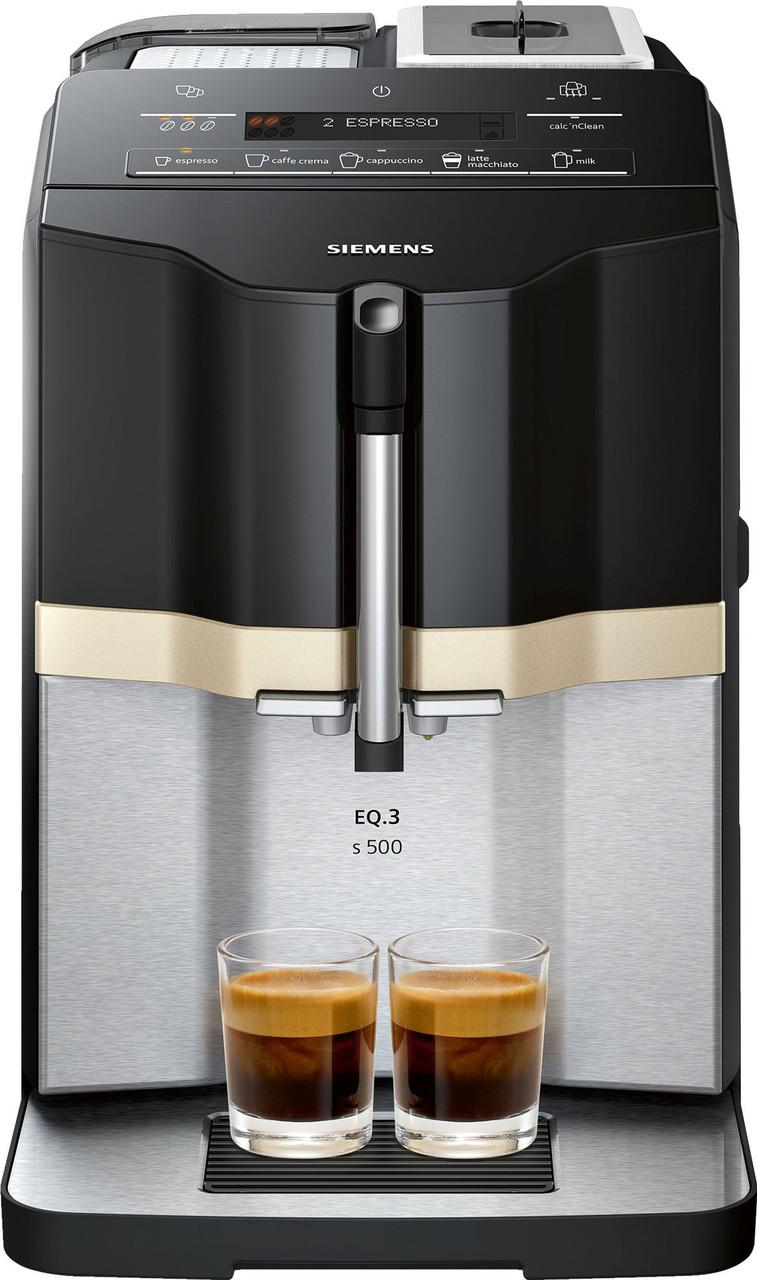 Кофемашина Siemens EQ.3 s500 TI305206RW 1300 Вт