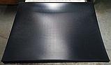 Лист полиэтиленовый 550х2000х1.2 мм, черный, фото 4
