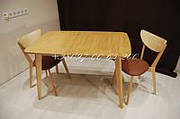 Кухонный Комплект раскладной Модерн и 2 стула Модерн Бук, фото 1