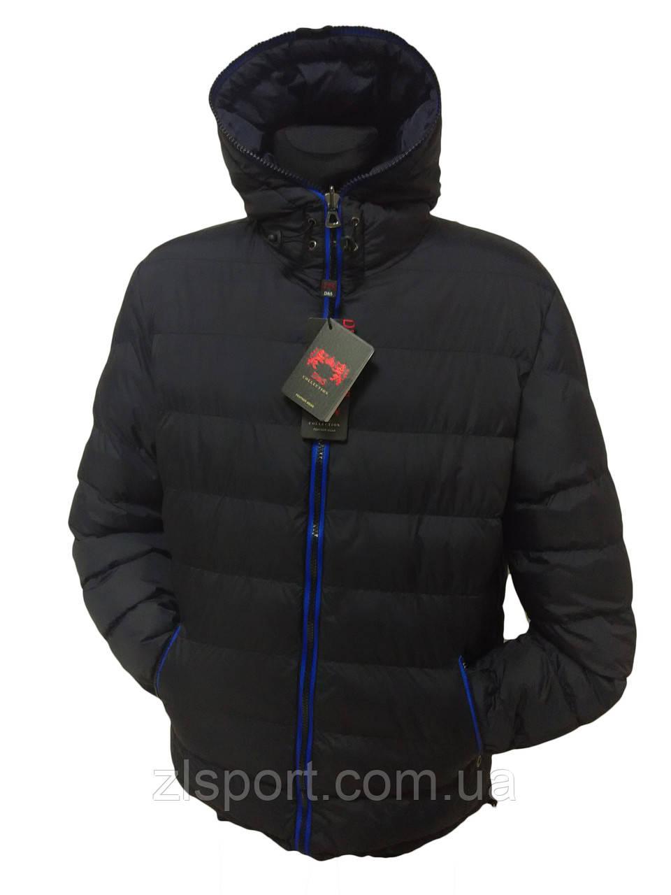 Мужской двухсторонний пуховик, куртка с капюшоном D S - Интернет магазин  спортивной одежды