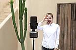 Смарт-штатив 360° умный держатель для смартфона Apai Genie 2 с датчиком движения Черный, фото 2