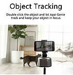 Смарт-штатив 360° умный держатель для смартфона Apai Genie 2 с датчиком движения Черный, фото 4