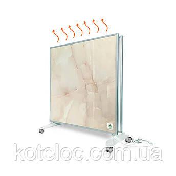 Керамический обогреватель Ecoteplo DUO 1000 Вт Королевский мрамор, фото 2