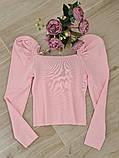 Кофточка розовая, фото 2