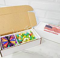 Jelly Belly Bean Boozled - 100 грамм конфет + рулетка Джелли Белли БинБузлд