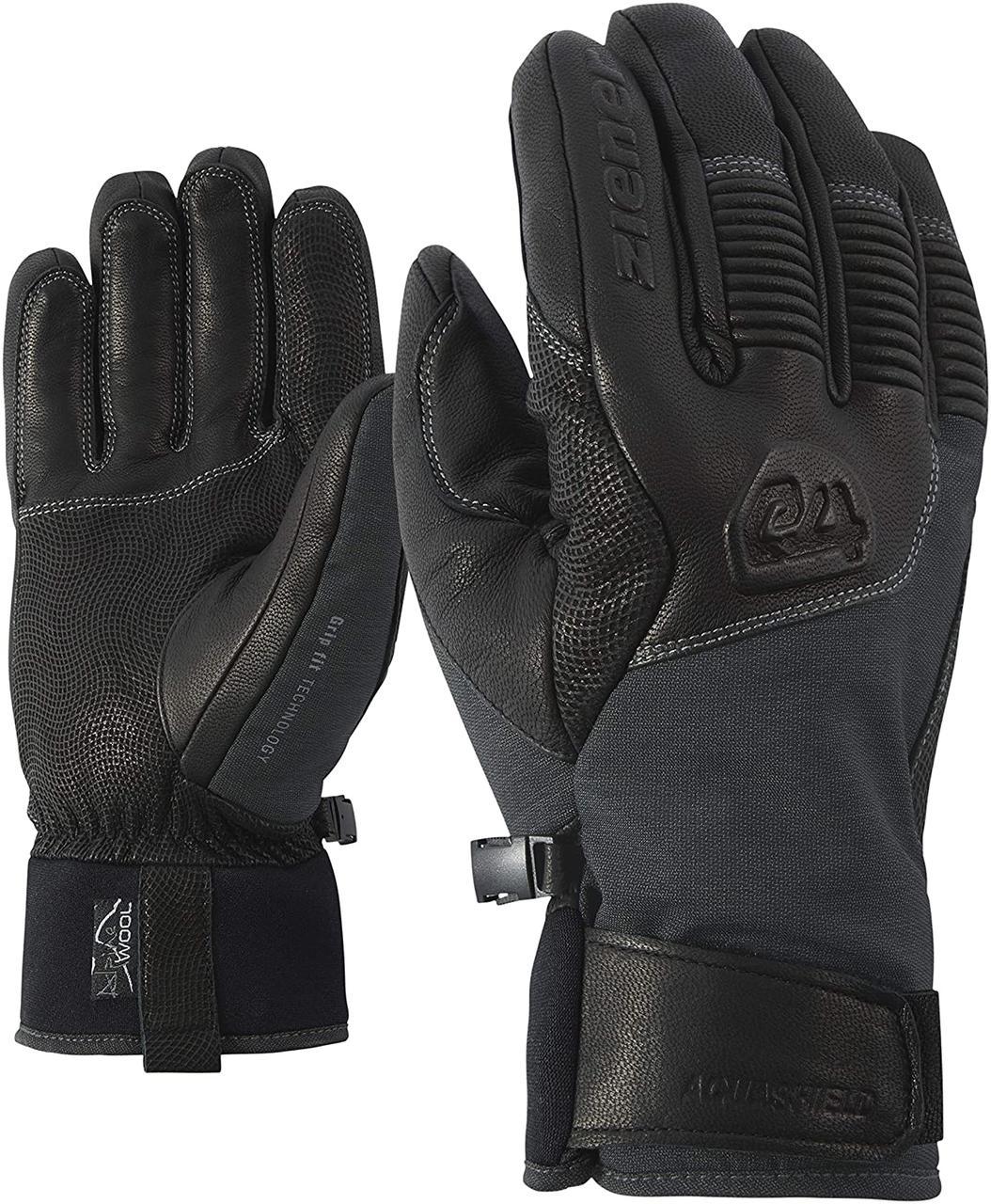 Гірськолижні рукавиці Ziener Herren Ganzenberg As(r) Aw | 11 (XXL)