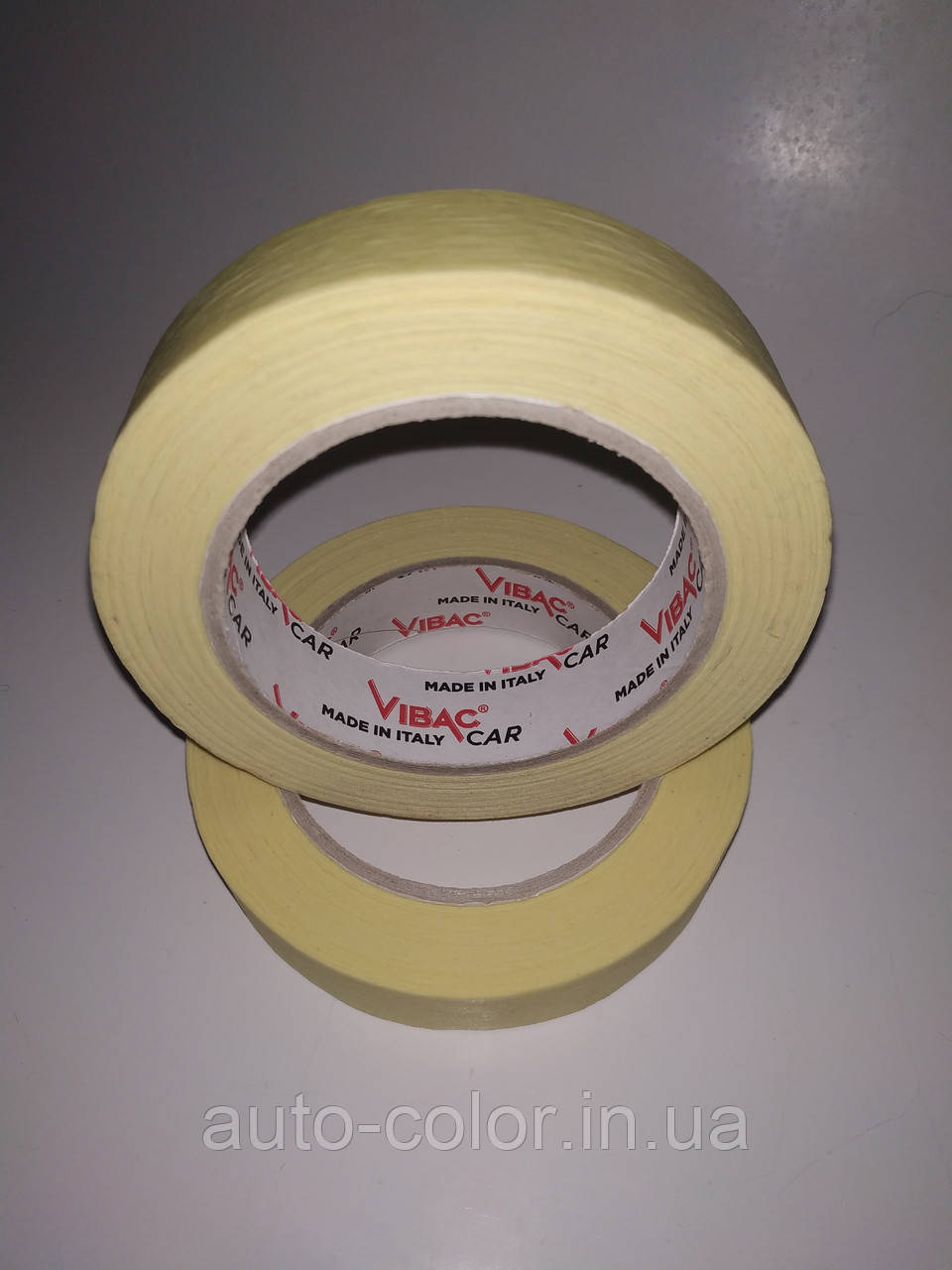 Лента малярная (скотч) Vibac 24мм x 40м 80°C