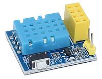 Модуль DHT11 термометр и гигрометр датчик влажности и температуры под ESP8266 ESP-01S ESP-01