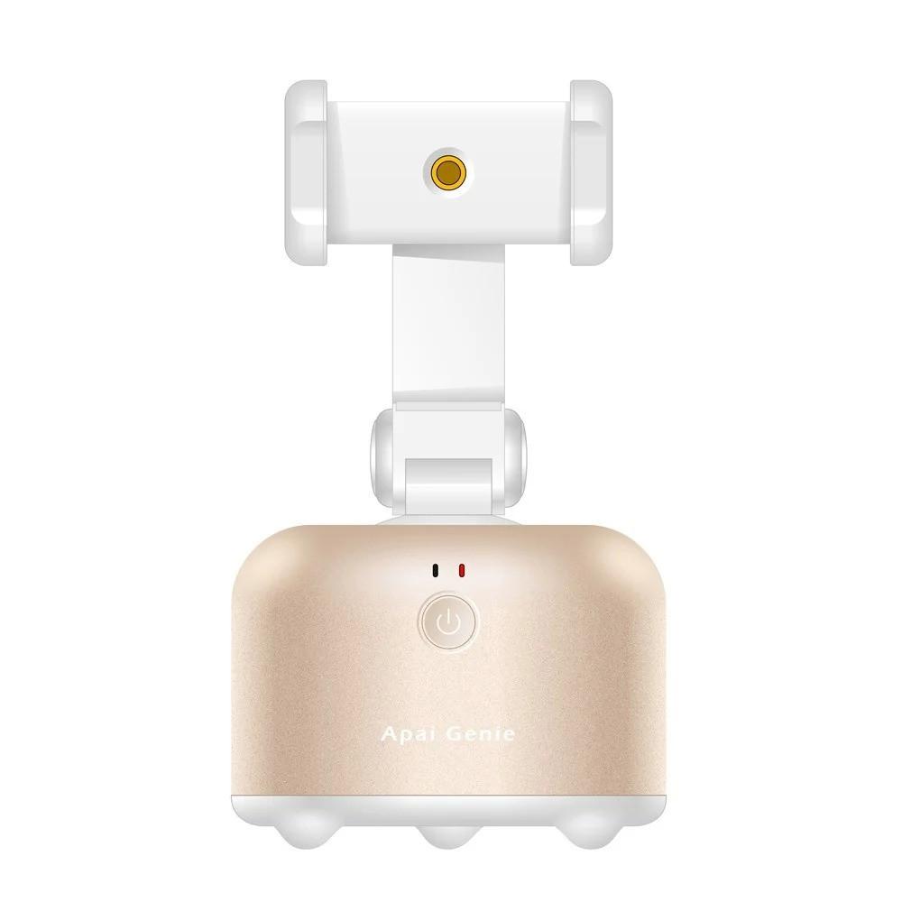 Умный держатель для смартфона Apai Genie 2 смарт-штатив 360° с датчиком движения Золотой