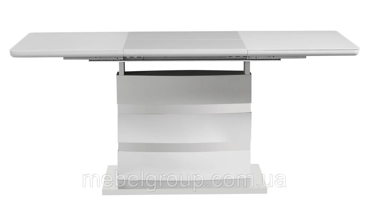 Стол Hammer светло-серый 110-170*70