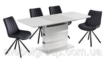 Стол Hammer светло-серый 110-170*70, фото 3