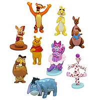 Набір з 9 фігурок Вінні Пух Disney
