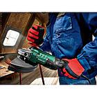 Угловая шлифовальная машина PARKSIDE PWS 230 D4 2000 Вт болгарка, фото 5