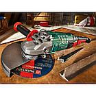 Угловая шлифовальная машина PARKSIDE PWS 230 D4 2000 Вт болгарка, фото 7