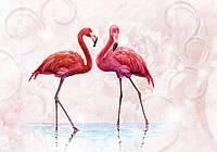 Фотообои 368х254 см Фламинго (10199P8)