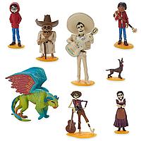 Набір з 8 фігурок Коко Disney