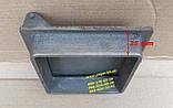 Дверцята чавунна люк для золи, сажотруска, сажечистка, печі, барбекю, мангали, грубу, фото 3