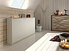 Горизонтально-откидная шкаф-кровать