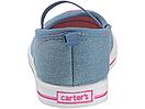 Слипоны для девочек, детская обувь Carters Картерс размер US 7,8,9, фото 5