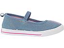 Слипоны для девочек, детская обувь Carters Картерс размер US 7,8,9, фото 6