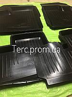 Автоковрики резиновые с бортом ВАЗ 2110 2111 2112 2170 2171 2172 Приора седан хетчбек универсал