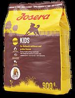 Полнорационный сухой корм JOSERA Kids для щенков средних и крупных пород (0.9 кг.)