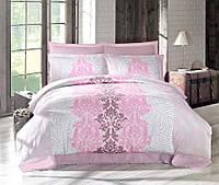 Постельное бельё сатин Altinbasak Vivid розовый