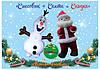 "Акция! Пневмокостюм ""Снеговик+Санта"". Вместе дешевле!"