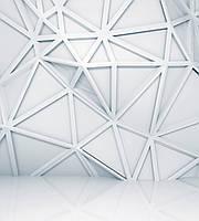 Фотообои флизелиновые 3D фигуры 225х250 см Рельефный рисунок (MS-3-0041)