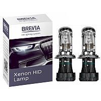 Ксеноновые лампы BREVIA H4 6000K 12460