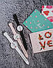 Часы женские с сердечком три цвета ремешка, фото 4