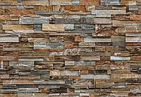 Фотообои 366х254 см Wizard+Genius 159 Красочный камень 8 сегментов (7611487064824)
