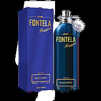 Парфюмированная вода Fontela EDP BLUE SPIRIT, 100 мл