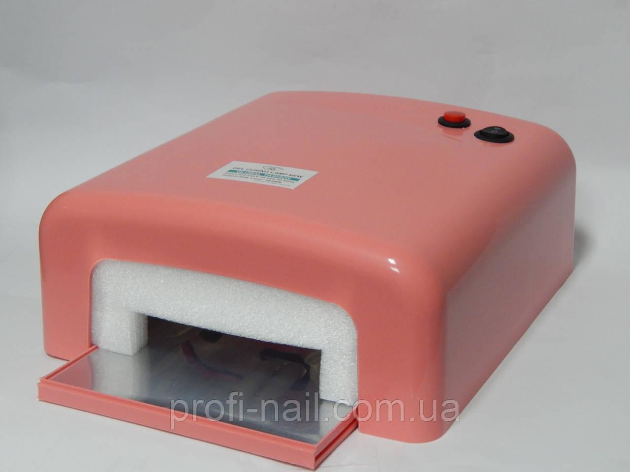Ультрафиолетовая лампа 36вт Global  K-818 Лаковое покрытие-алаяроза