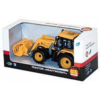 Спецтехника Big Motors Трактор Тяжеловес (9998-7)