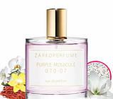 Zarkoperfume Purple Molecule 070.07 парфюмированная вода 100 ml. (Заркопарфюм Пурпурная Молекула 070.07), фото 3