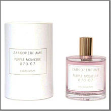 Zarkoperfume Purple Molecule 070.07 парфумована вода 100 ml. Тестер Заркопарфюм Пурпурова Молекула 070.07
