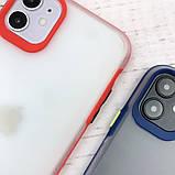 Защитный матовый чехол для Apple Protective Matte Slim Case, фото 3